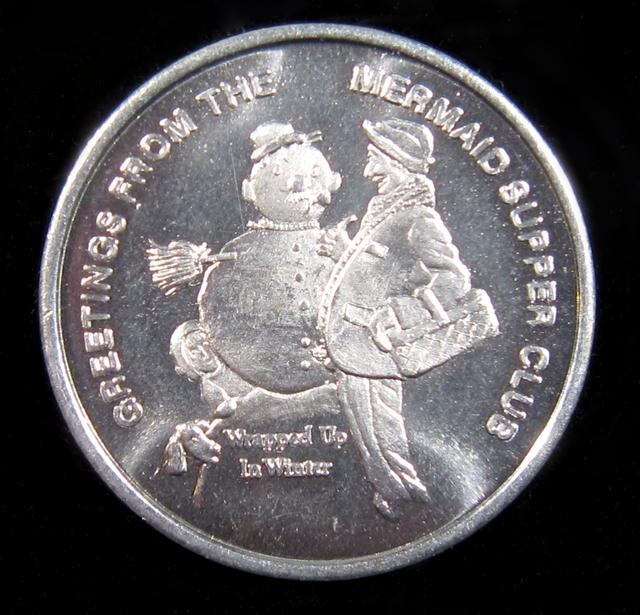 Coin, 1983.