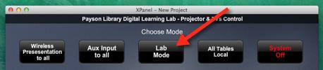 lab mode