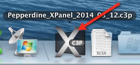 XPanel icon