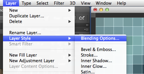 Open Blending Options Red Eye