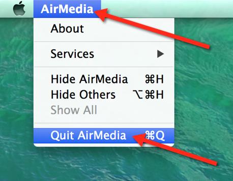 Quit Air Media