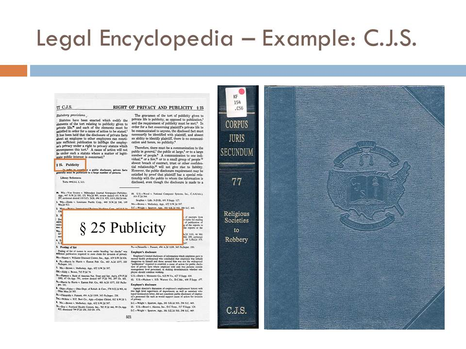 Page, spine, and cover of CJS