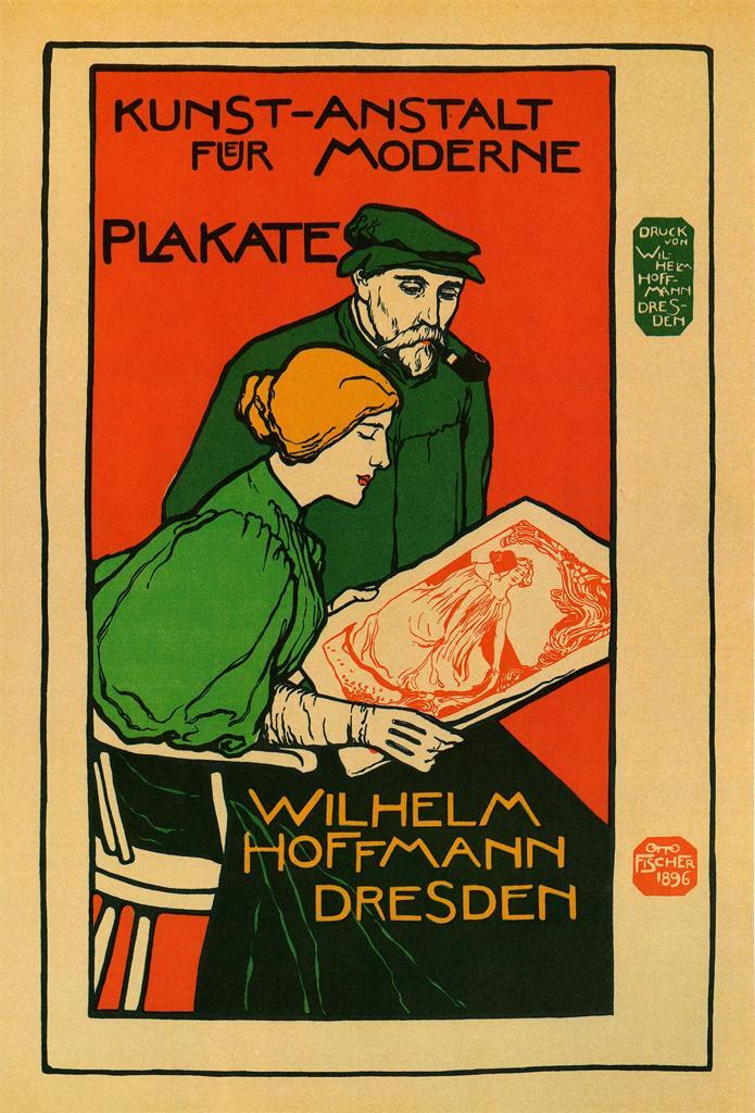 German poster