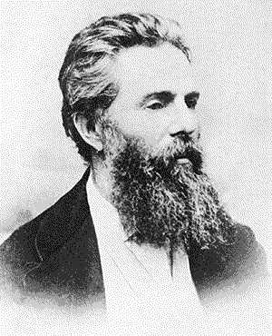Herman Melville, the original 'Whale Man'!