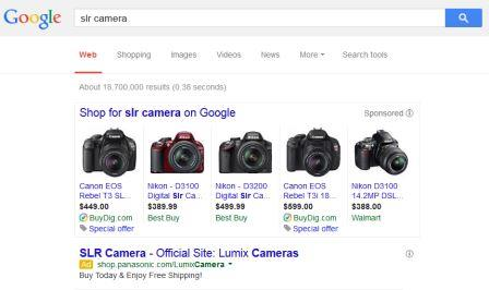 search results for slr camera