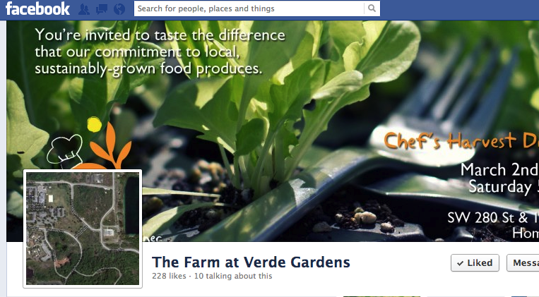 The Farm at Verde Gardens is on Facebook