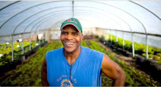 An Urban Farmer Is Rewarded for His Dream