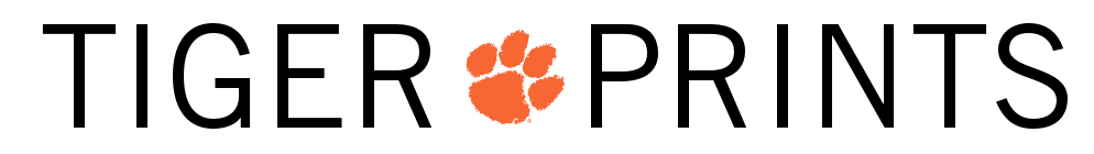 TigerPrints wordmark