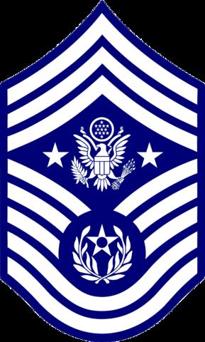 E9 USAF SMSAF
