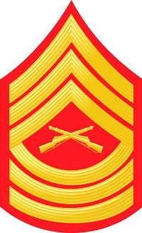 E8 USMC