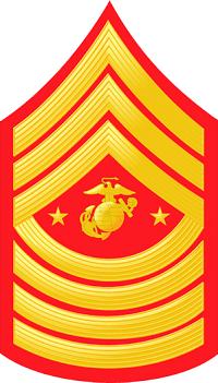 E9 USMC SMMC