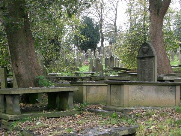 Bronte Parsonage Cemetery