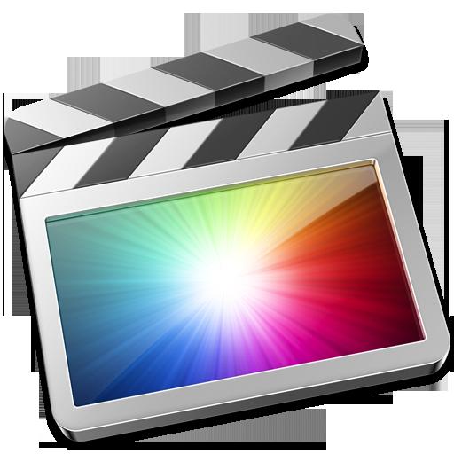 Final Cut Pro X Application Icon