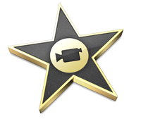 iMovie Application Icon