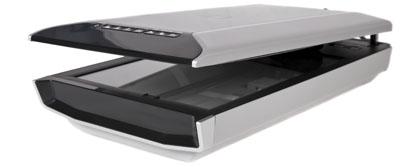Standard flatbed scanner