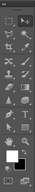 Full Tools Palette