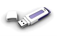 USB storage drive
