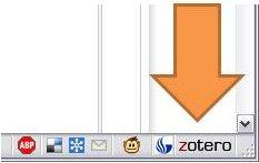 Zotero screenshot
