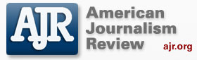 American Journalism Review Logo