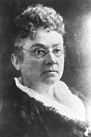 Portrait of Emily Stowe, M.D.