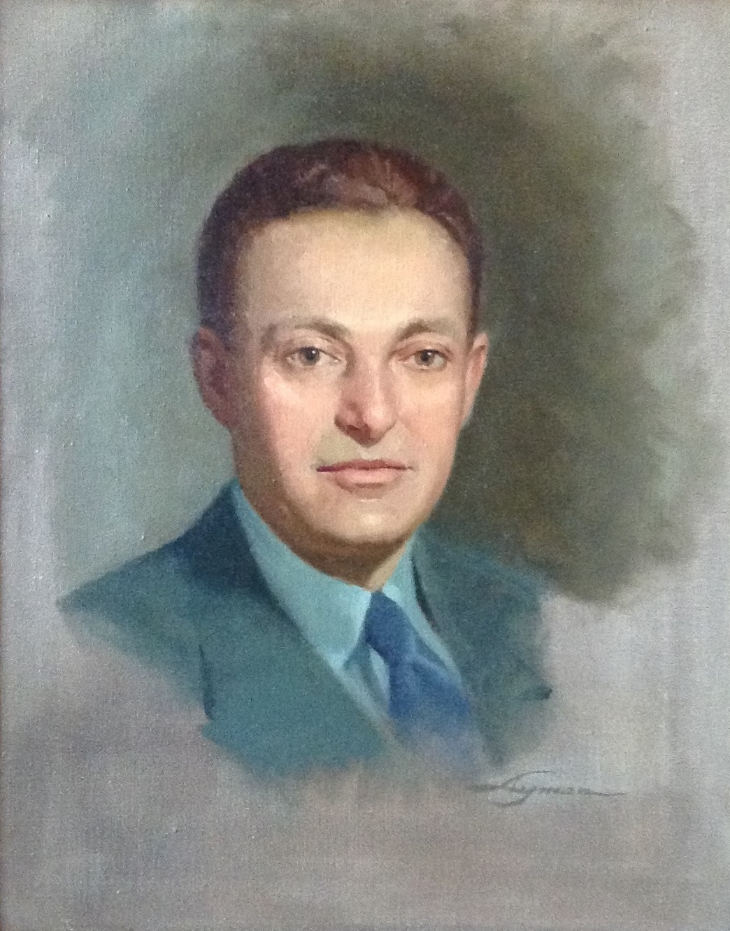 Portrait of Lawrence Slobody, M.D.