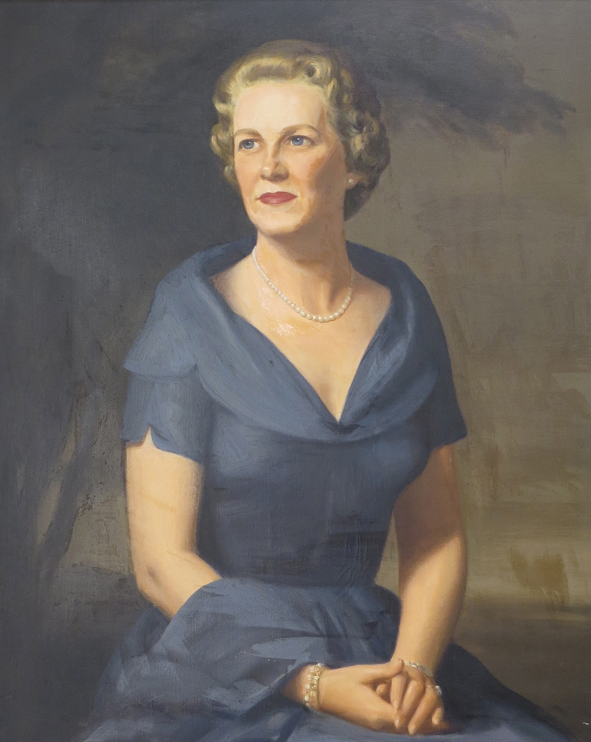 Portrait of Lillian Hetrick