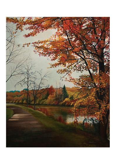 Maria Rizzo : Trees of Onondaga
