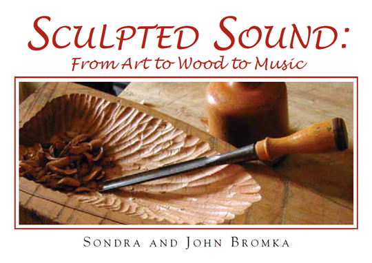 Sculpted Sound: From Art to Wood to Music