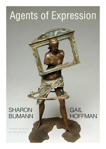 Postcard for Sharon BuMann and Gail Hoffman : Agents of Expression
