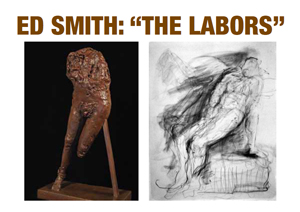 Postcard for Ed Smith : The Labors