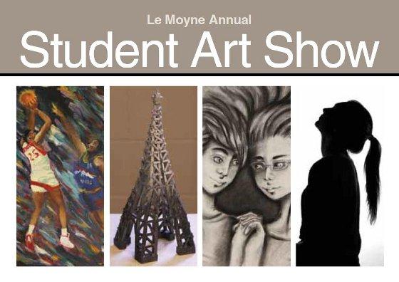 Le Moyne Annual Student Art Show