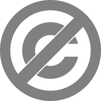 Public Domain Symbol