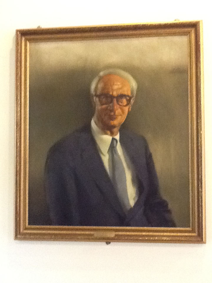 Portrait of Samuel Rubin, M.D.