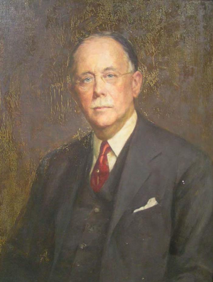 Portrait of Jeremiah Simonson, M.D.