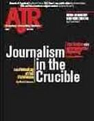 American Journalism Review  journal cover