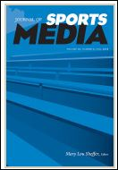 Journal of sports media cover