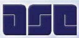 A S C logo