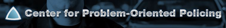 Center for problem oriented policing logo