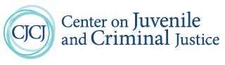 Center on Juvenile and Criminal Justice logo