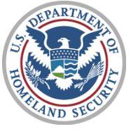 U S Department of Homeland Security logo