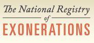 National Registry of Exonerations logo