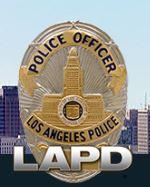 Los Angeles Police Department logo