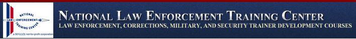 National Law Enforcement Training Center logo