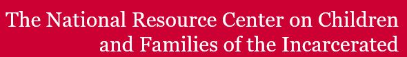 National Resource Center on Children and Families of the Incarcerated logo