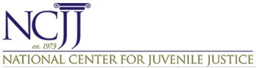National Center for Juvenile Justice logo