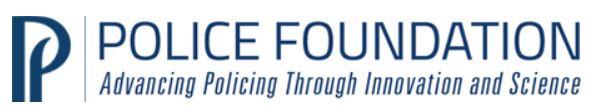 Police Foundation Logo