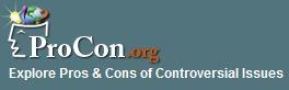 Pro Con dot org logo