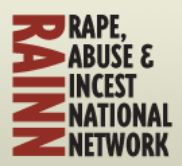 Rape Abuse and Incest National Network logo