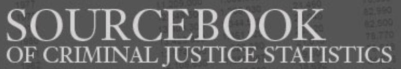 Sourcebook of Criminal Justice Statistics Logo