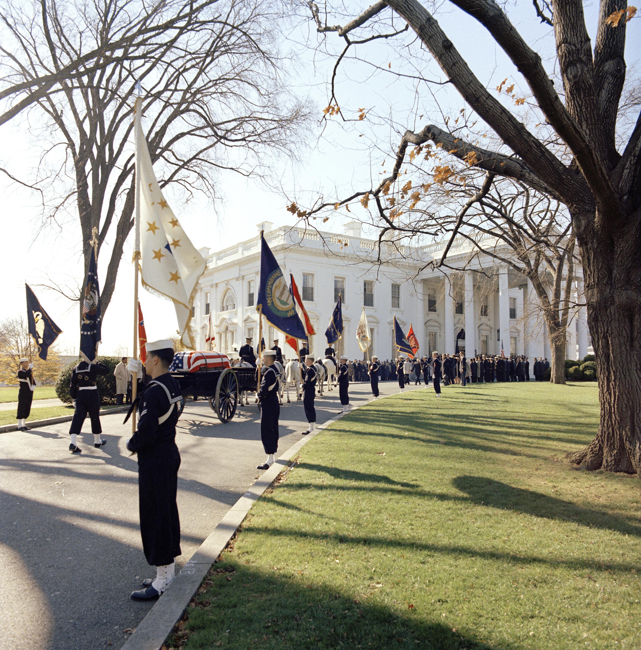 White House November 25, 1963
